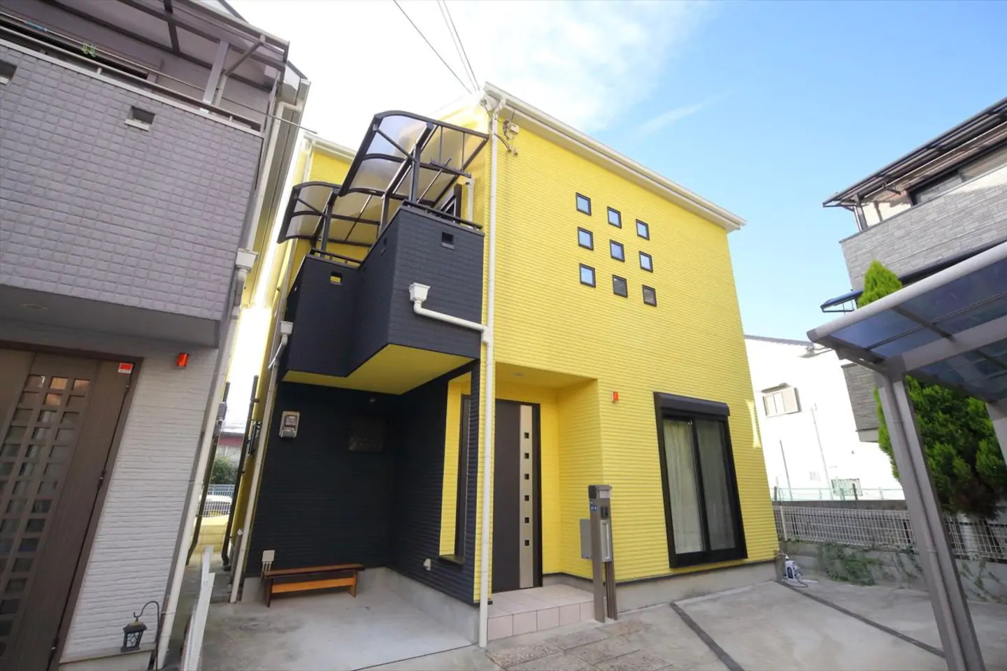 NEYAGAWA STATION HOUSE