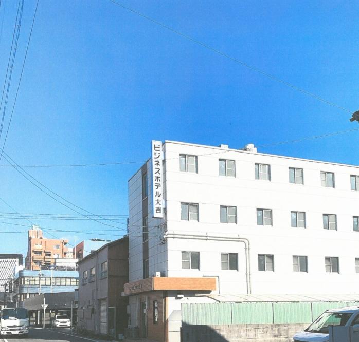 ビジネスホテル大吉 外観写真