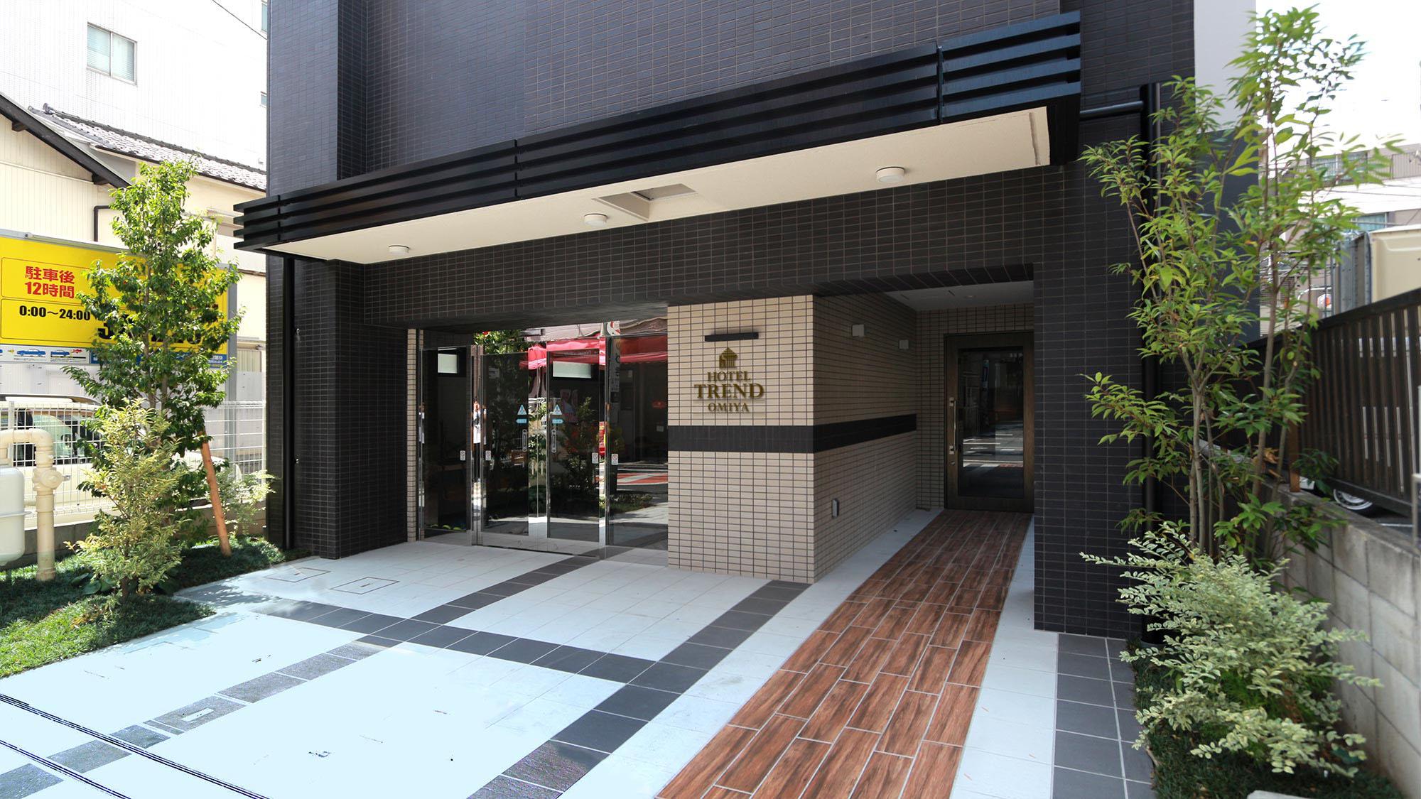 ホテルトレンド大宮(2020年初秋オープン予定)の施設画像