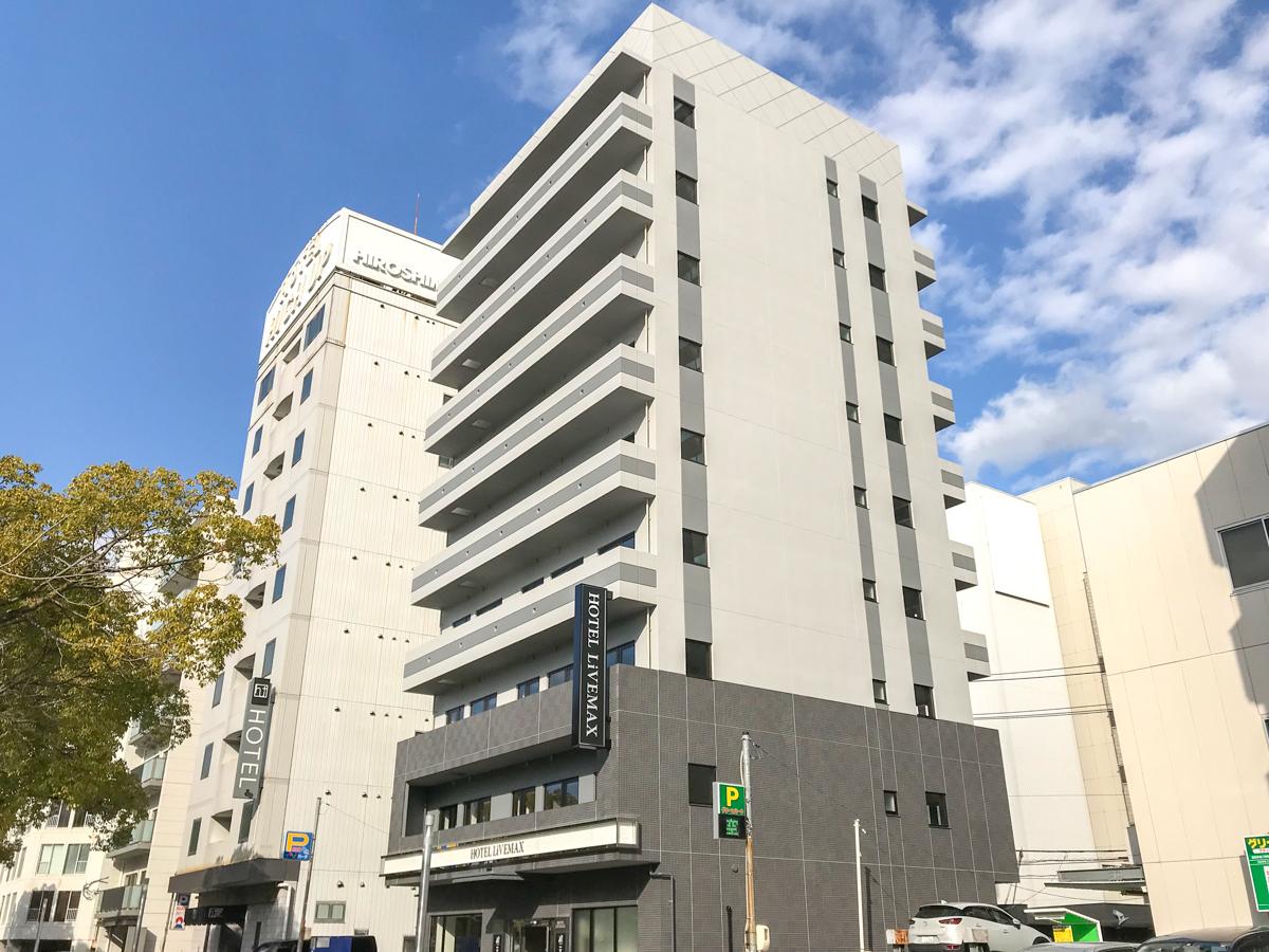 ホテルリブマックス広島平和公園前の施設画像