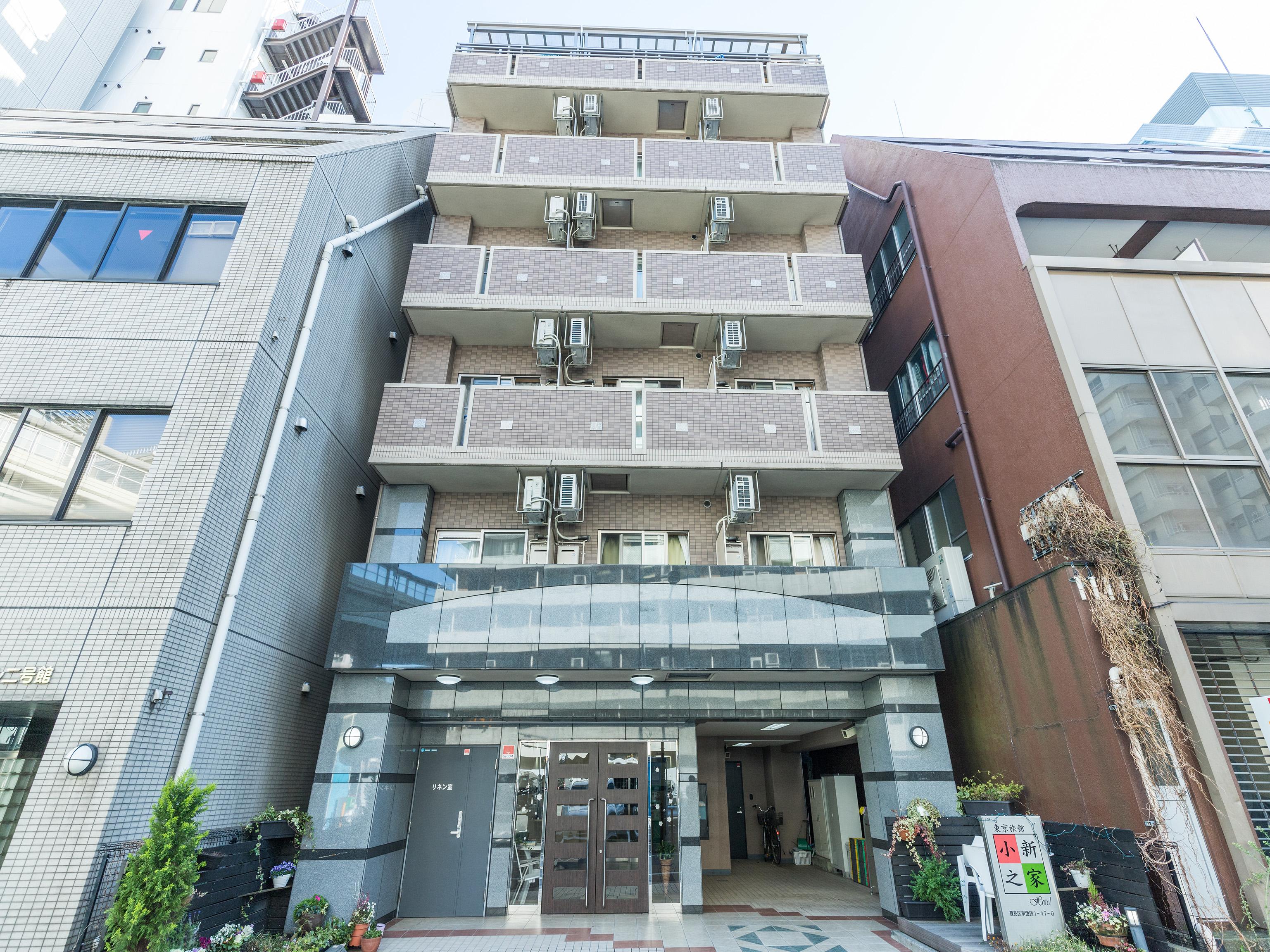 OYOホテル Tokyo Shin House 池袋の施設画像