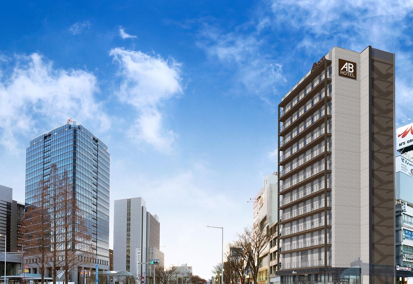 ABホテル堺東