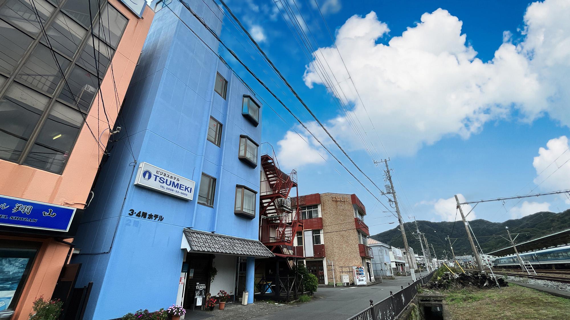 ビジネスホテル TSUMEKI