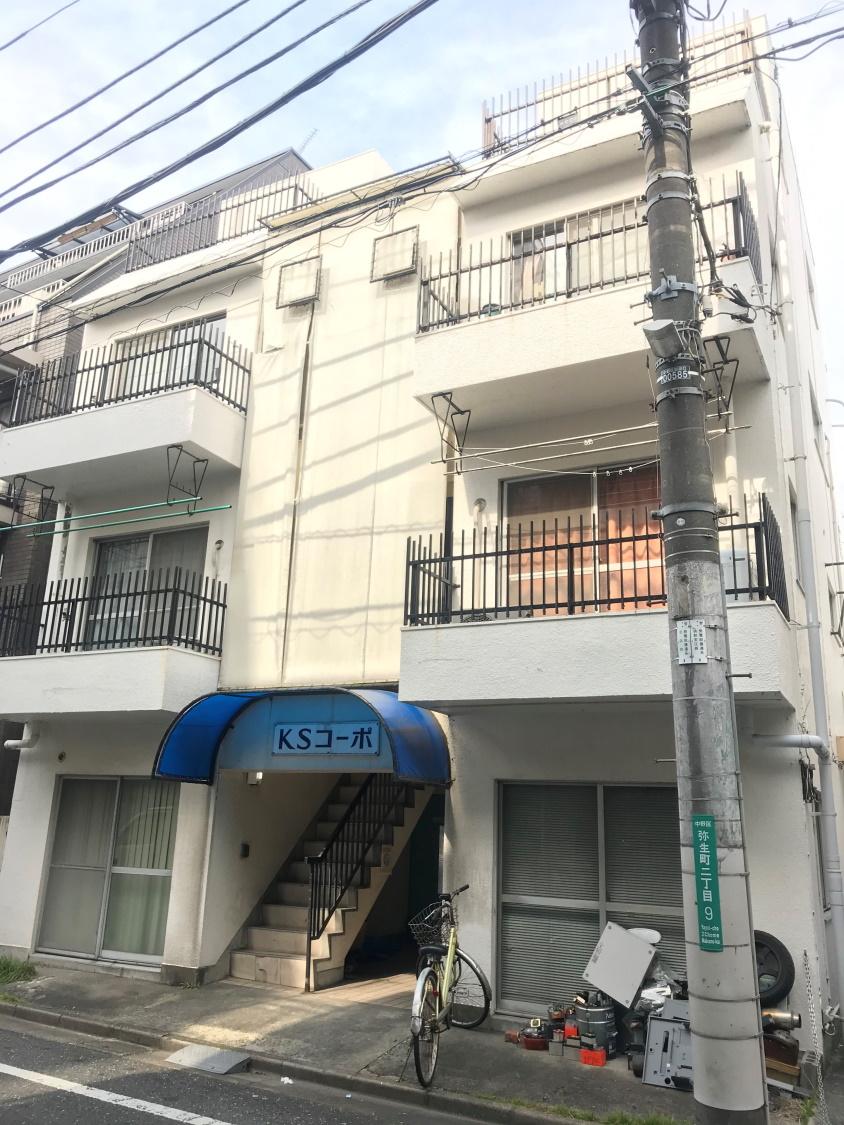 東京アコモNSの施設画像