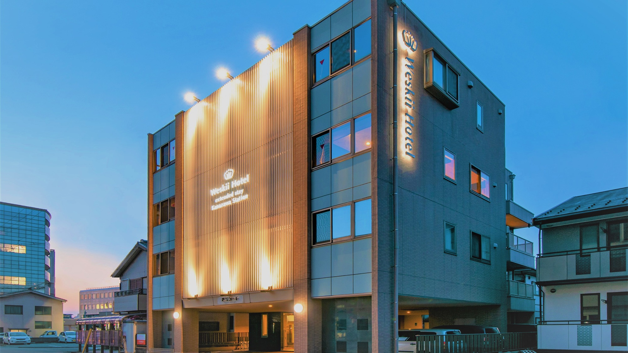 Weskii Hotel extended stay Kan...