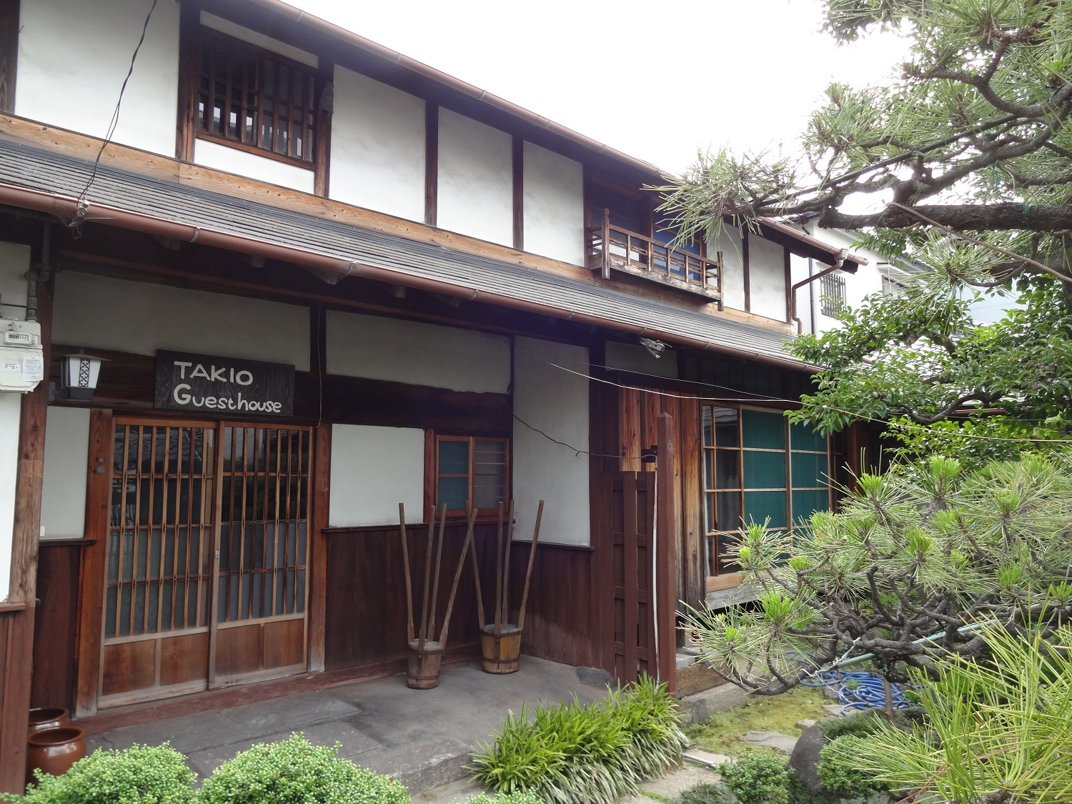 TAKIO Guest house