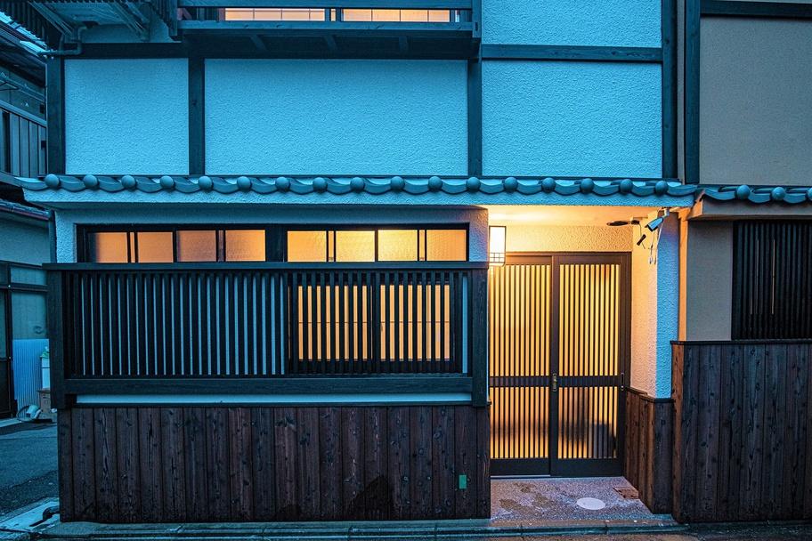 京蘭ー水月邸