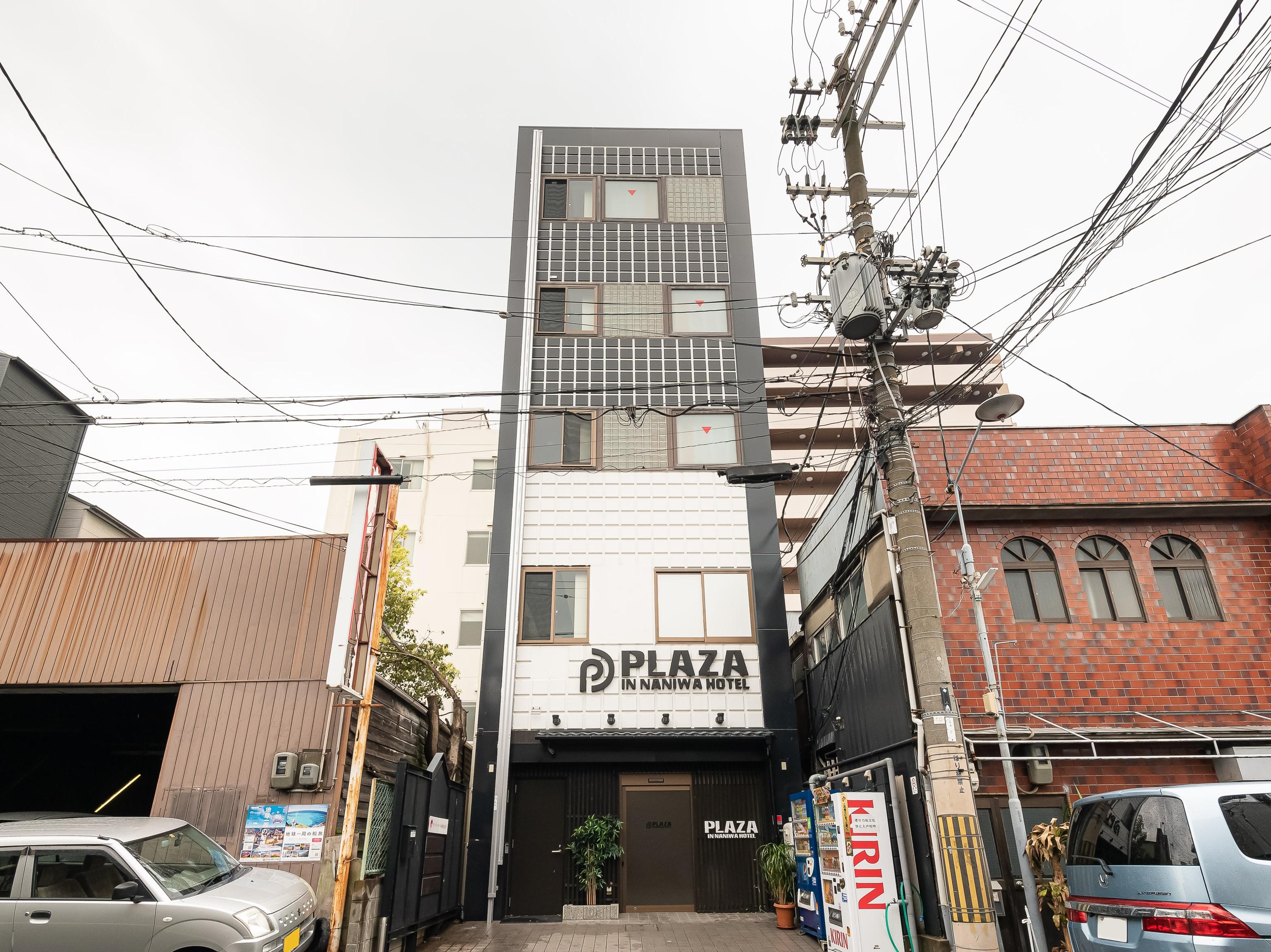 OYOホテル プラザ イン 難波南