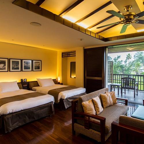 沖縄ホテル、旅館、JAL プライベートリゾート オクマ