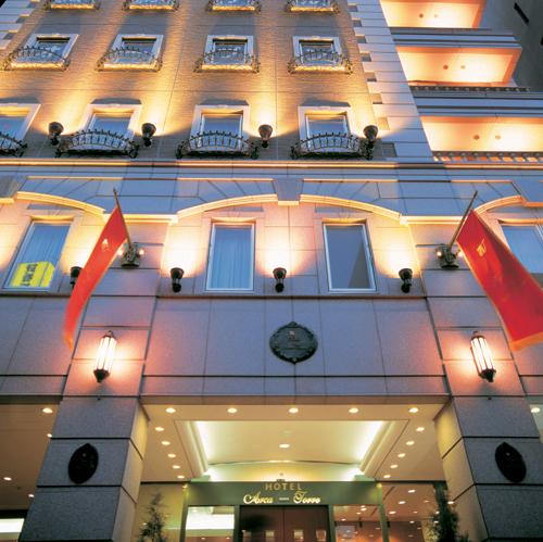 ホテルアルカトーレ六本木