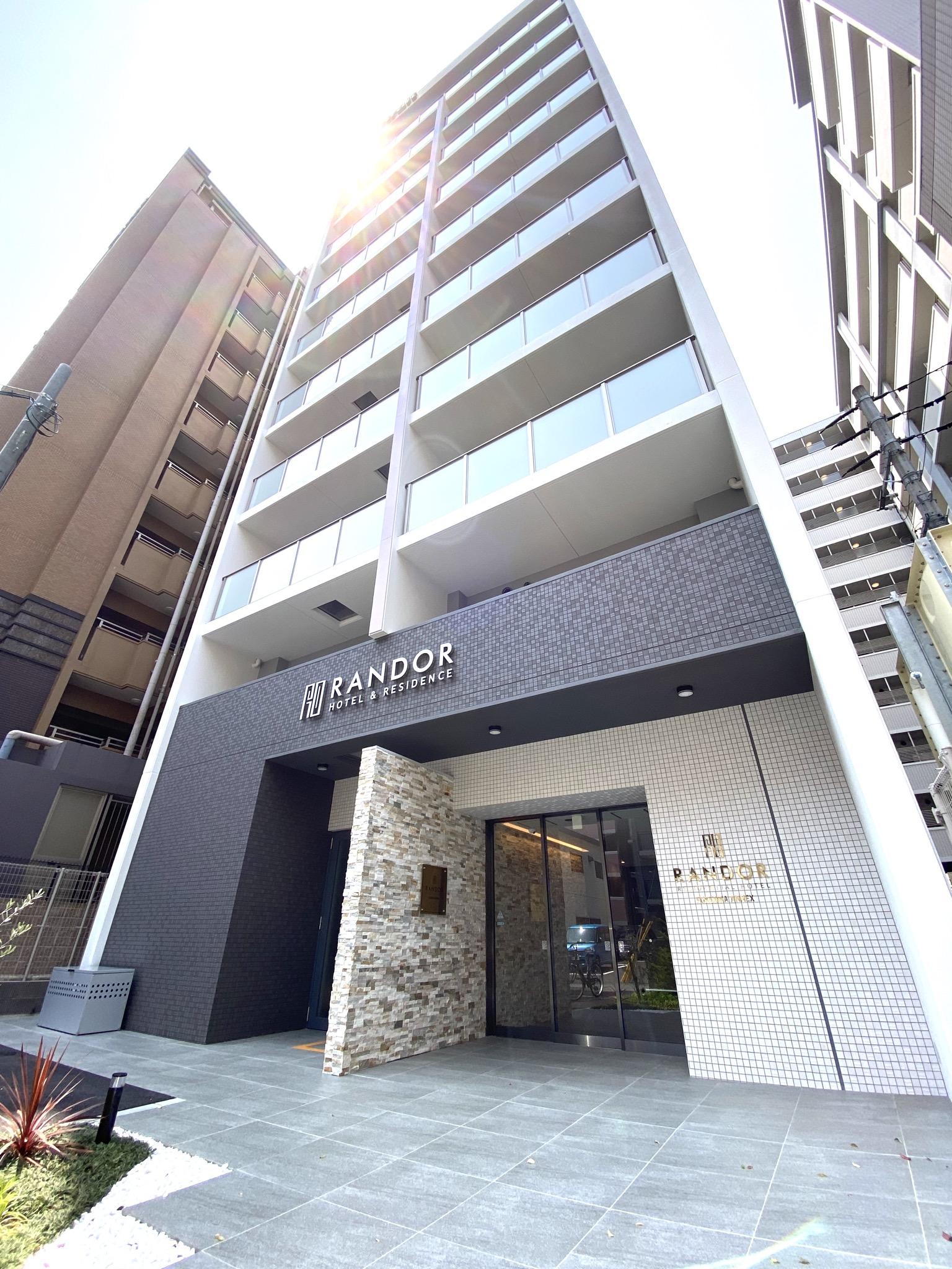 ランドーレジデンシャルホテル福岡アネックス...