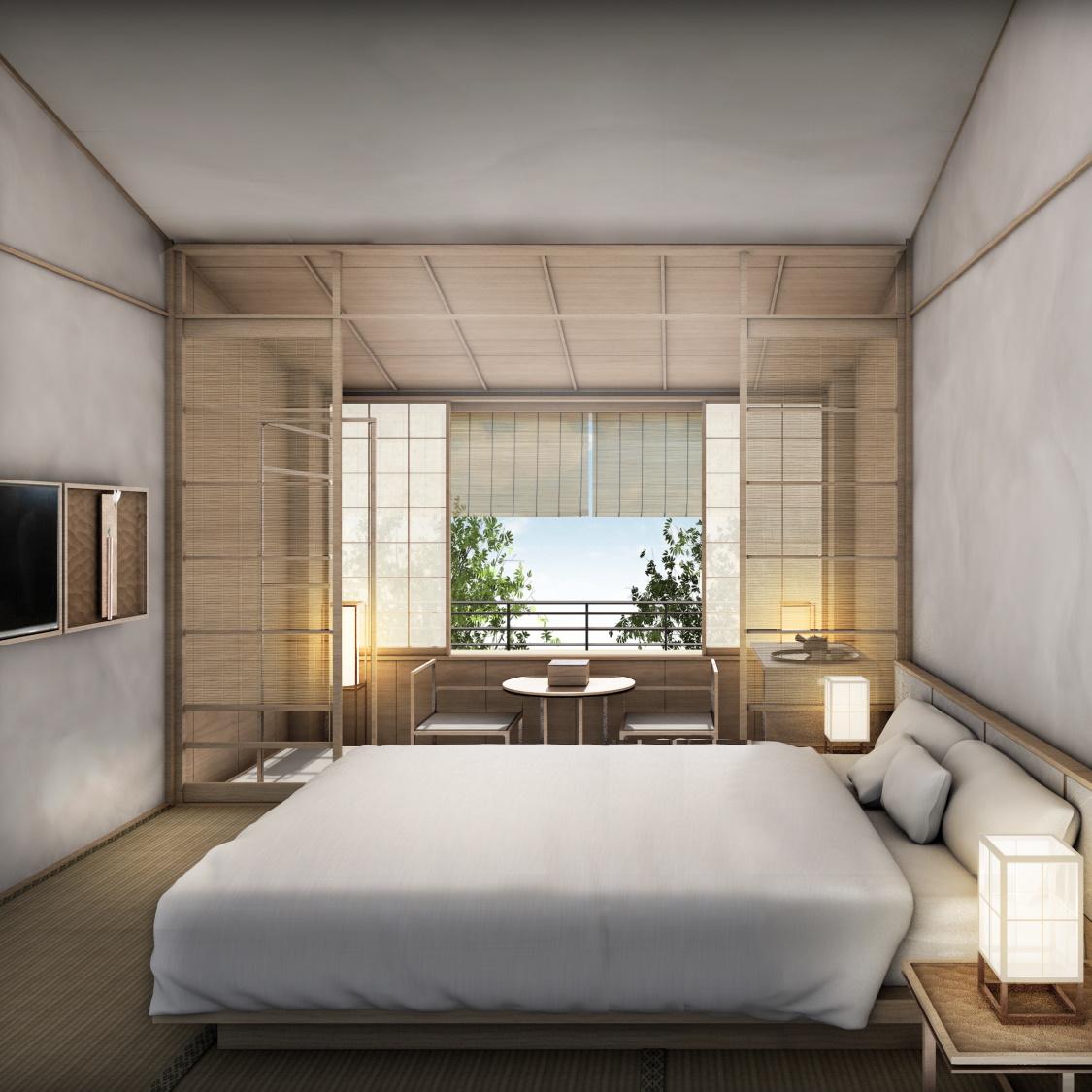 温泉旅館 由縁別邸 東京代田(2020年9月28日開業予定)