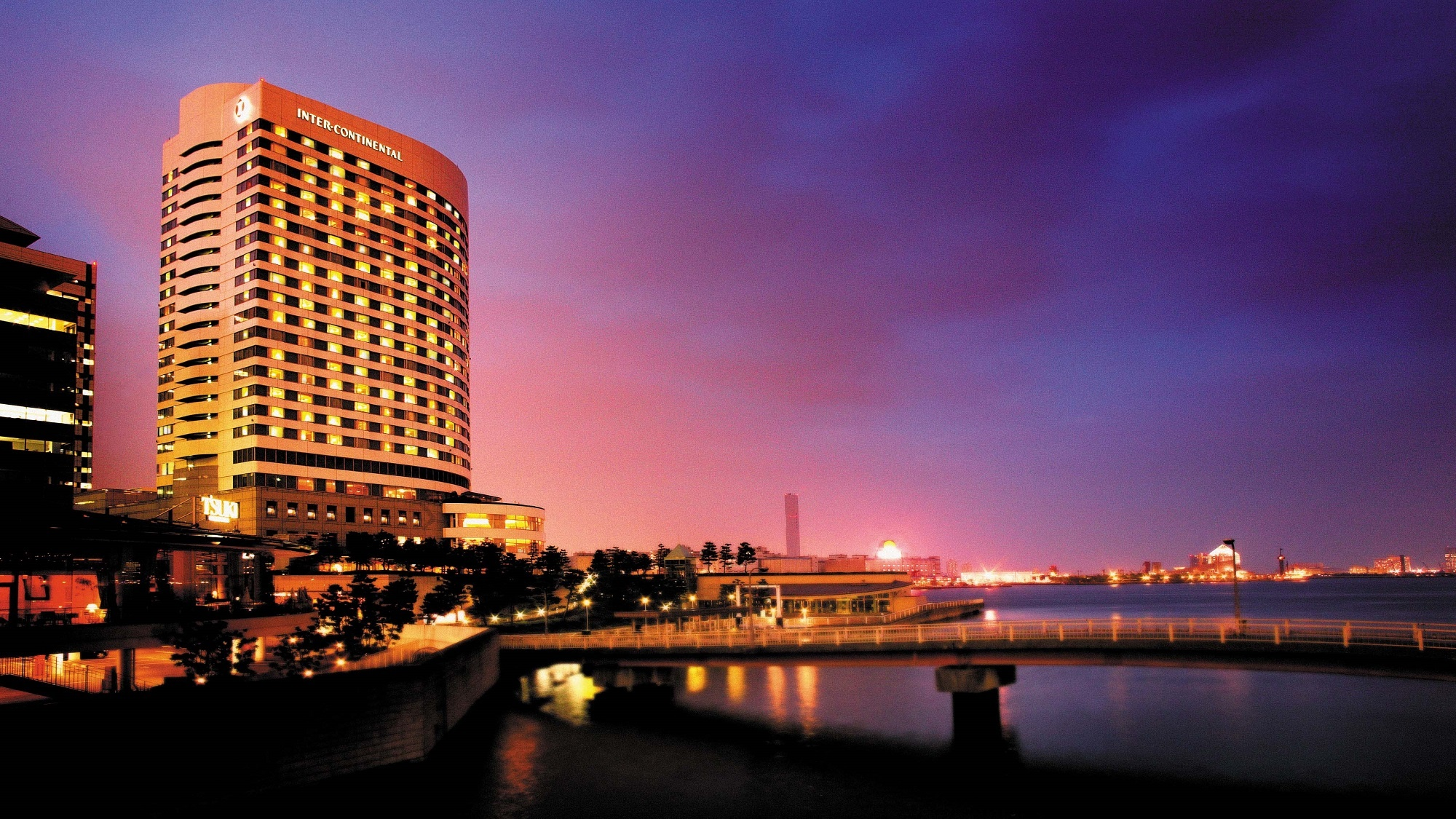 【夜景】レインボーブリッジが部屋から見えるおすすめホテル