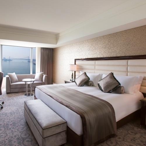 ホテル インターコンチネンタル東京ベイの客室の写真