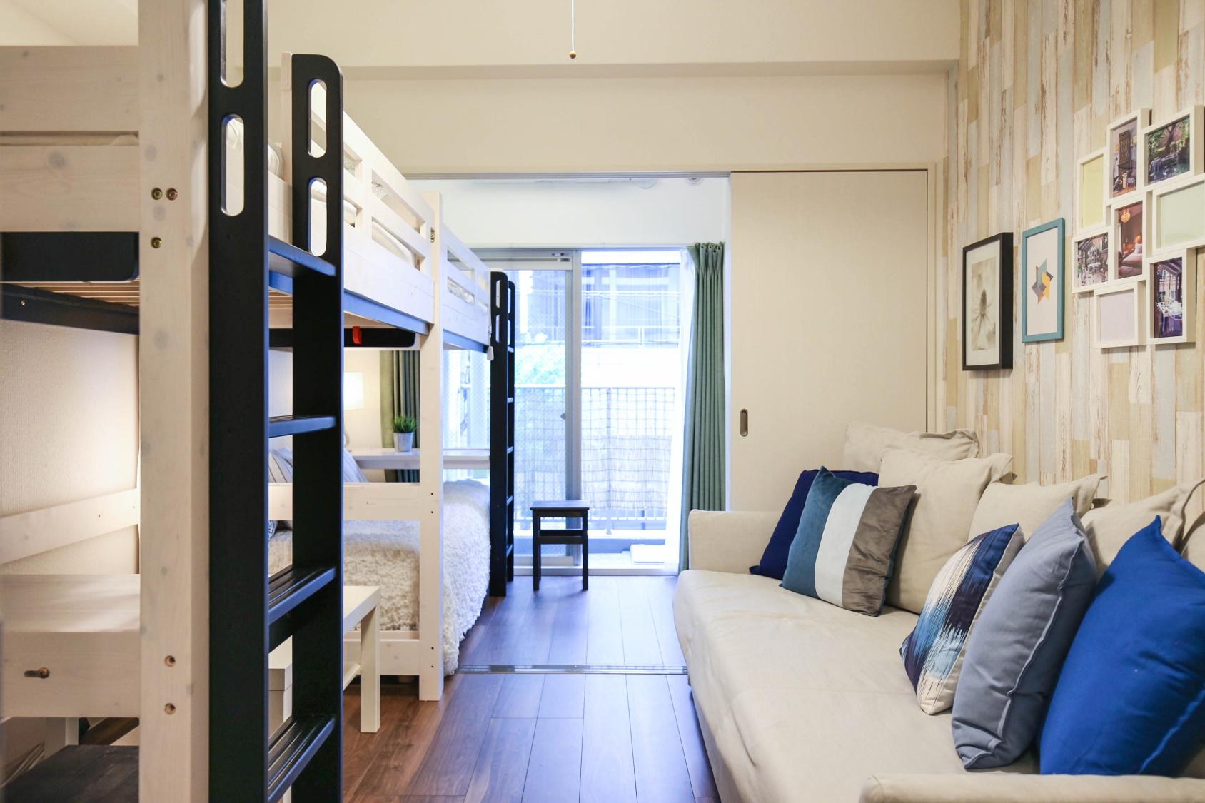 Chiyo apartment