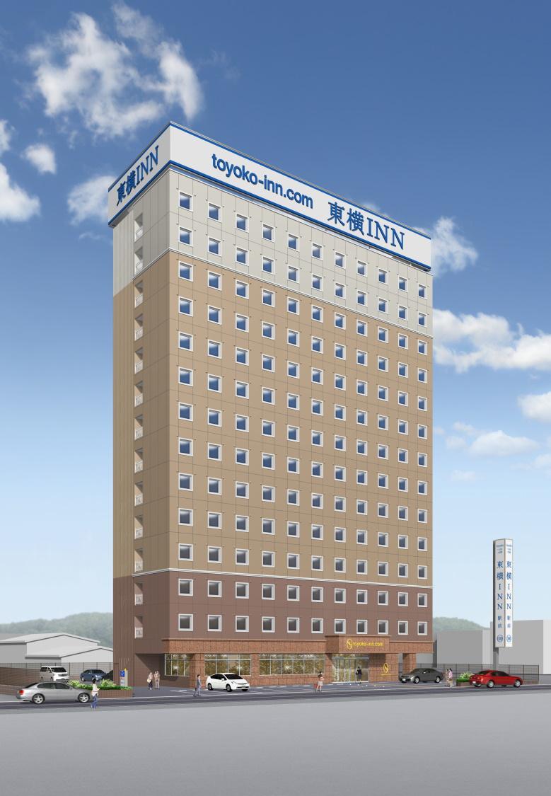 東横イン浜田駅北口
