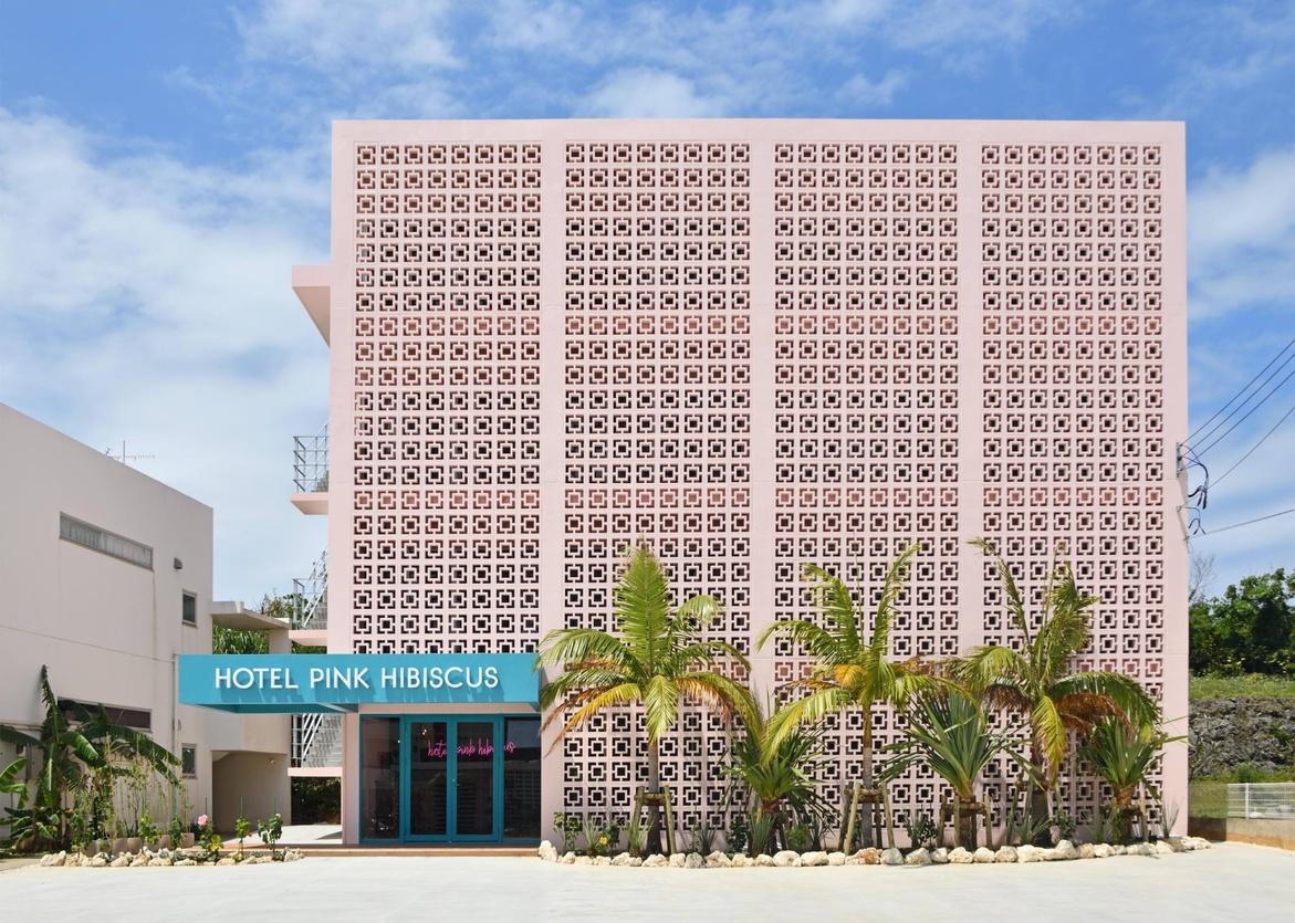 HOTEL PINK HIBISCUS<宮古島>...