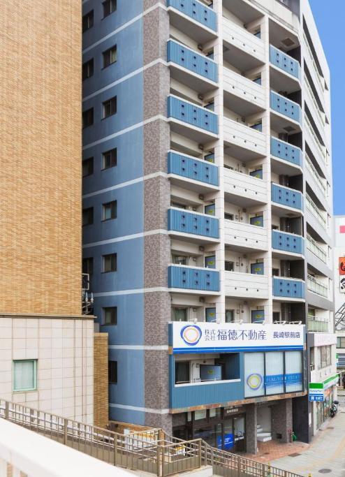 Coruscant Hotel 長崎駅1(コルサントホテル)