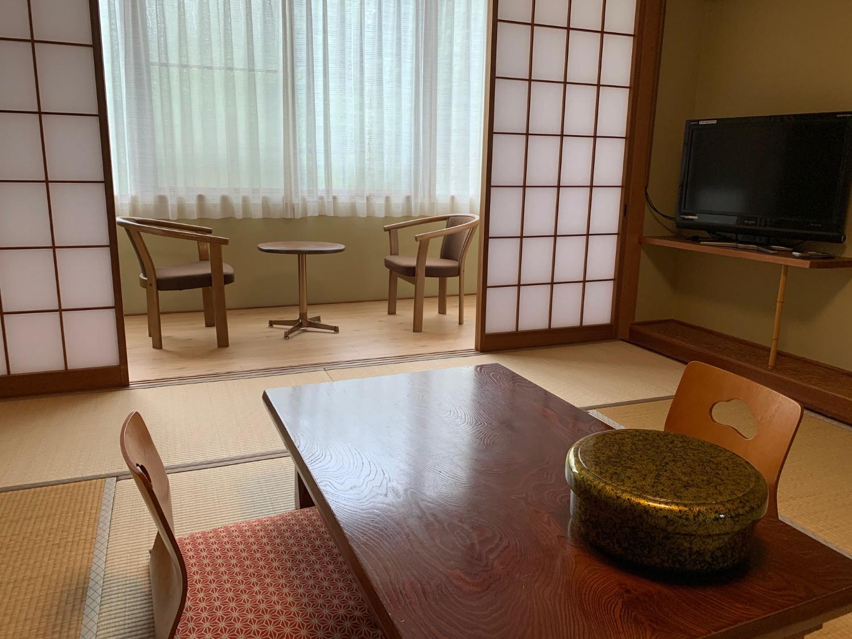 高萩山の湯の部屋画像