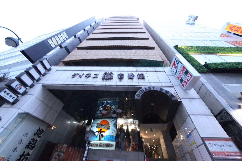 レジデンシャルホテル ダイネス壱番館渋谷 405