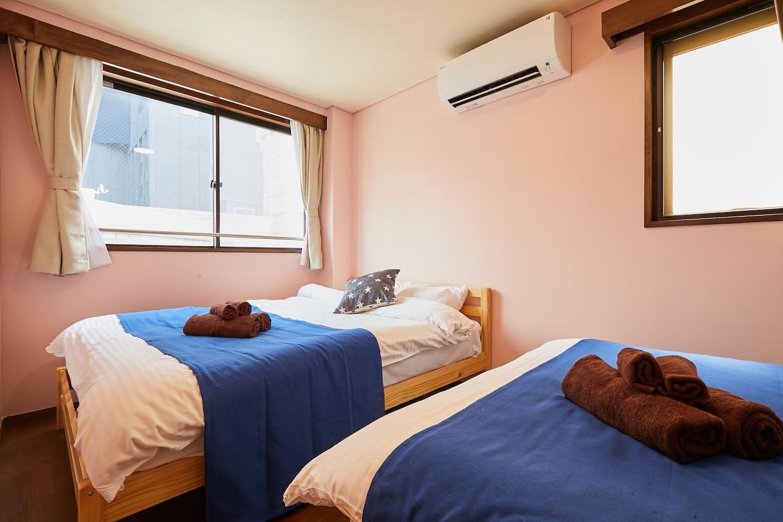 レジデンシャルホテル 新宿ビッグハウス