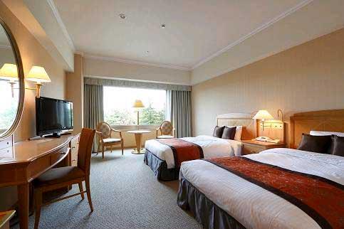 フォレスト・イン昭和館(オークラホテルズ&リゾーツ)の部屋画像