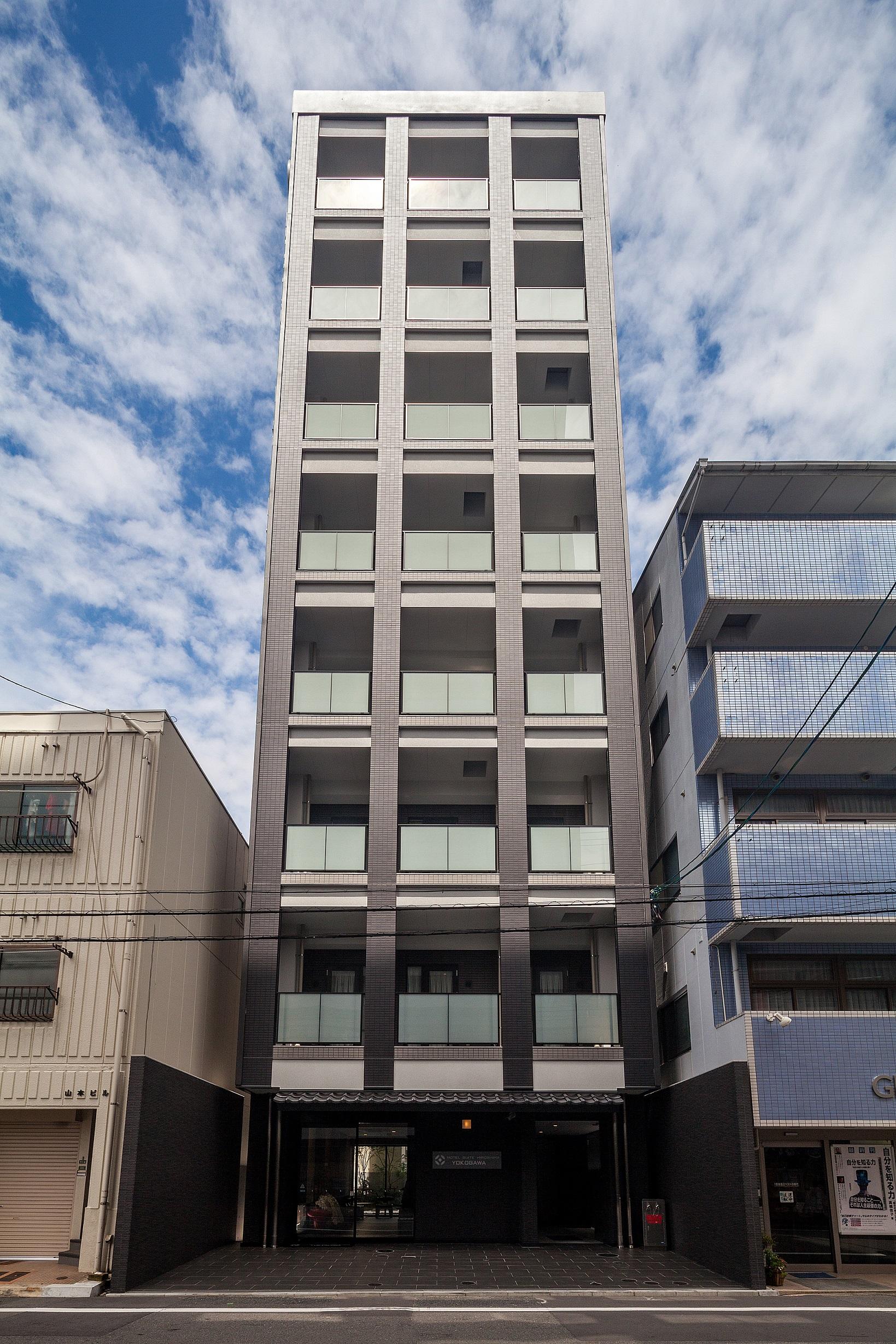 ホテルスイート広島 横川