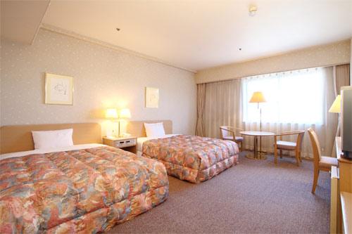 サザンシティホテルの客室の写真