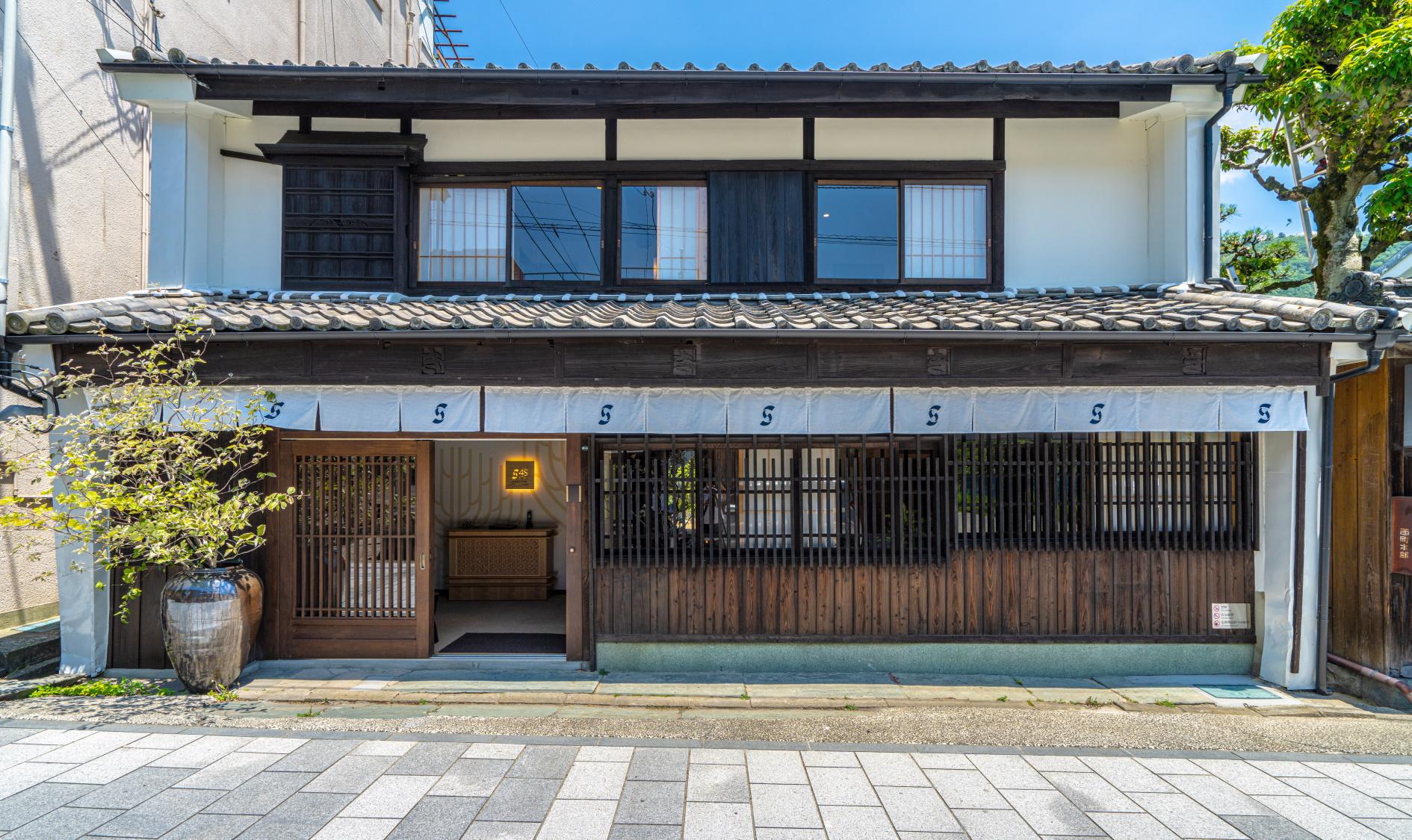 4S STAY 阿波池田 本町通り