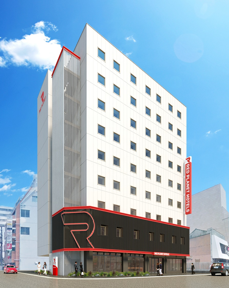 レッドプラネット広島(2020年8月19日グランドオープン)