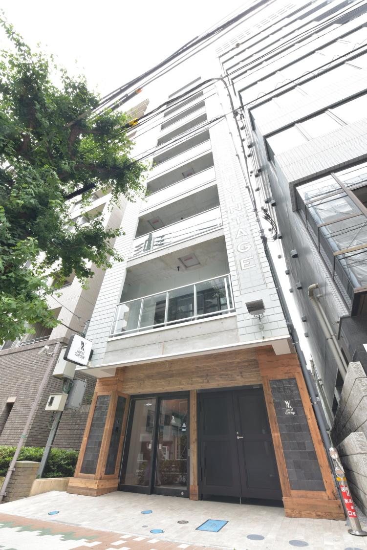 ホテルVintage東京神楽坂