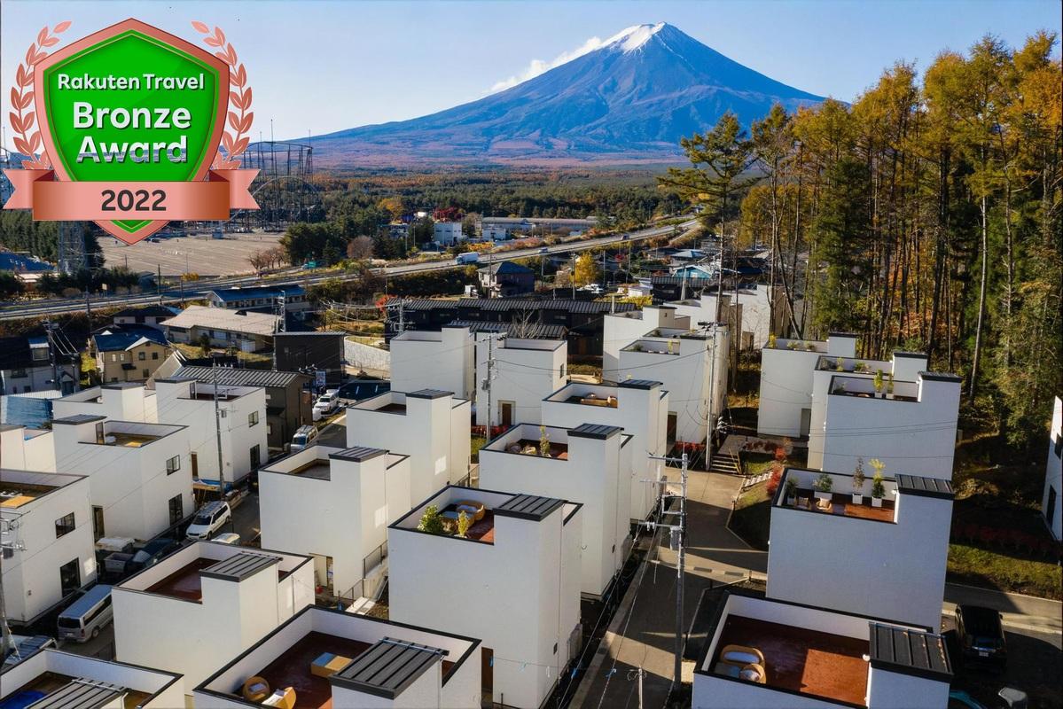 富士グランヴィラ-TOKI-(2020年12月27日グランドオープン)