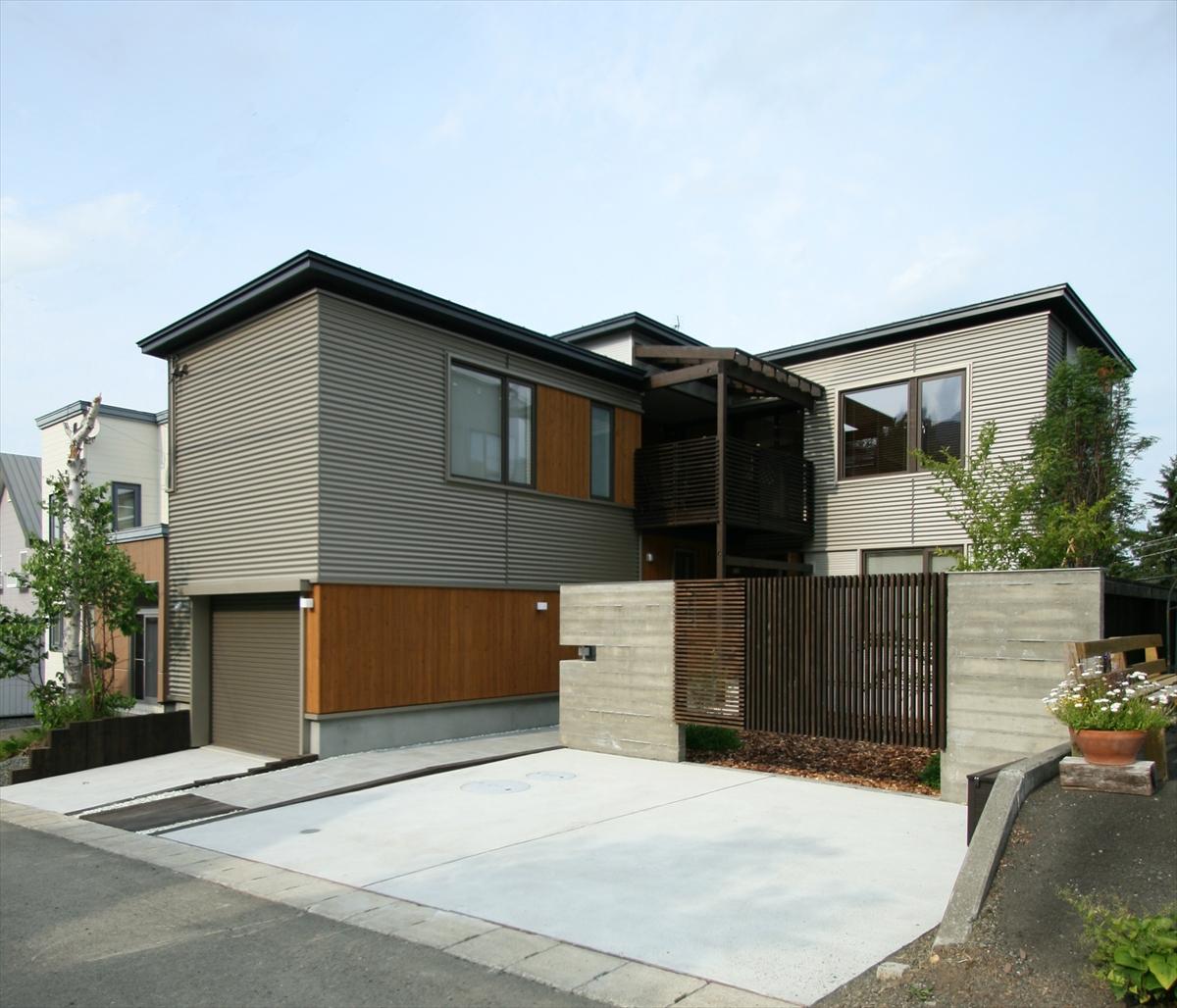 Shimogoryo House