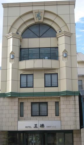 HOTEL SANTOKU ホテル 三徳