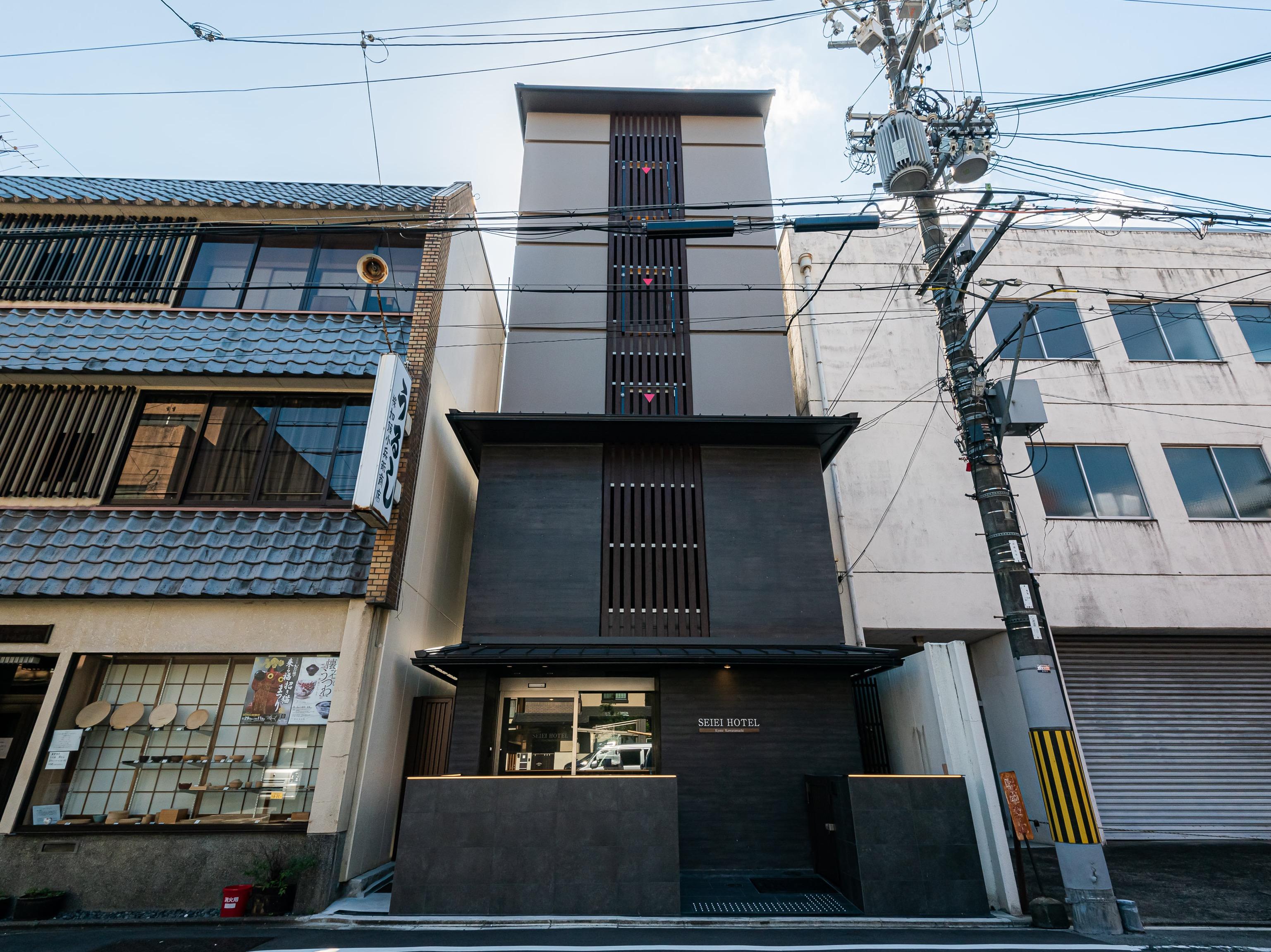 OYOホテル清栄京都 河原町