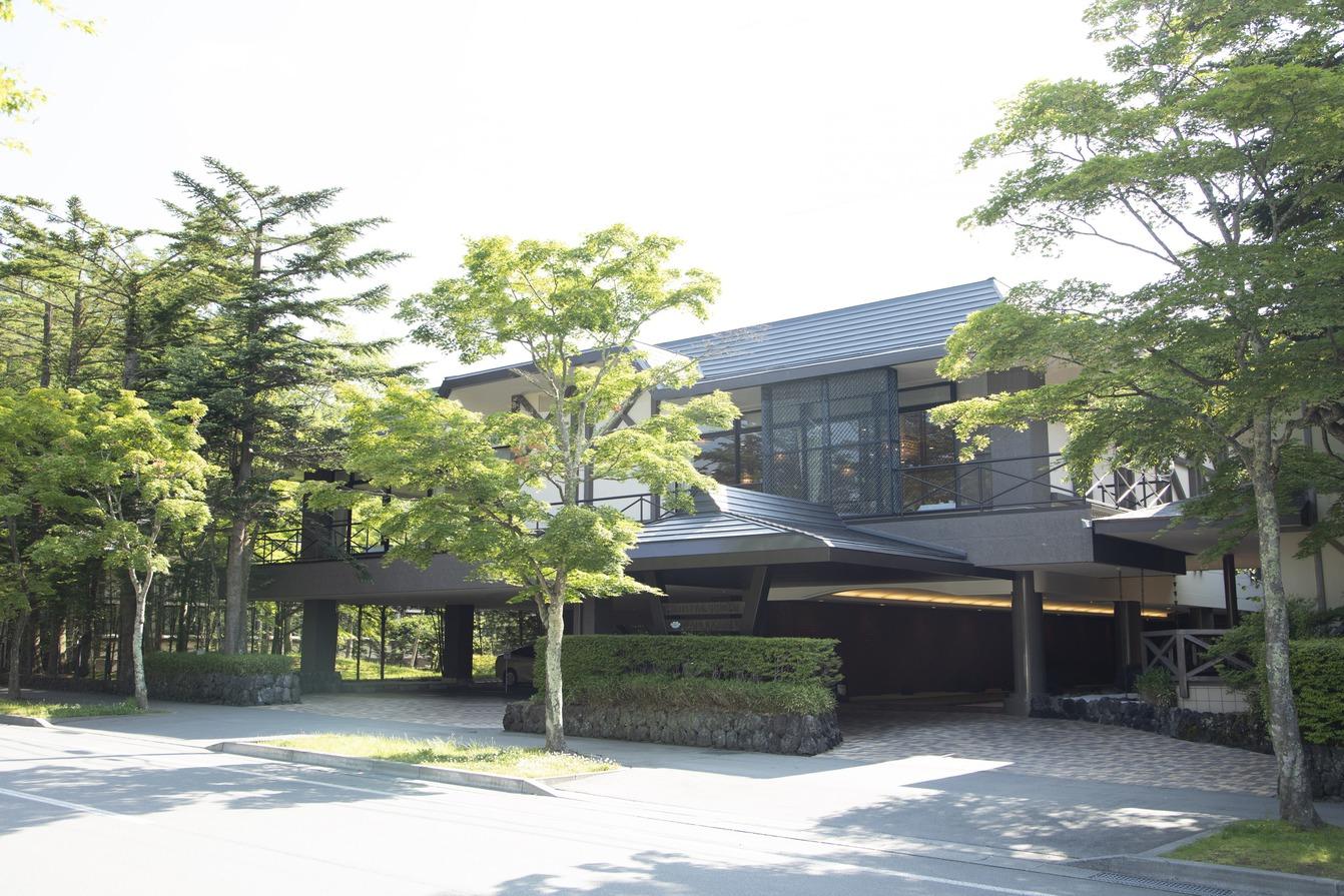 ホテルマロウド軽井沢