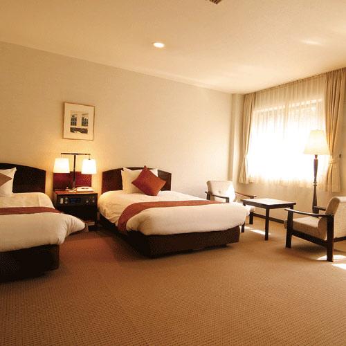 ホテルマロウド軽井沢の客室の写真
