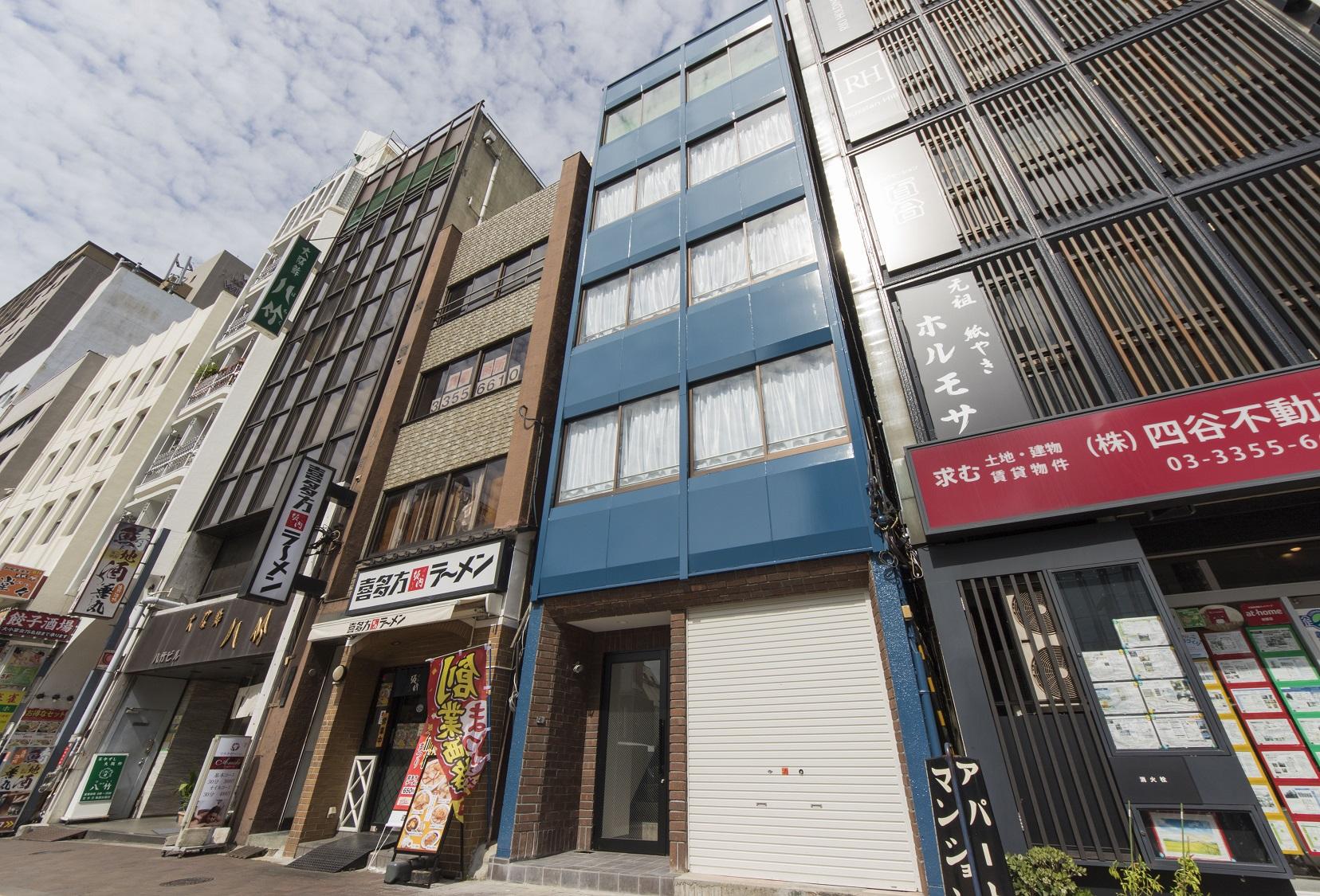 四谷三丁目ビル3(ブルーバード4F)
