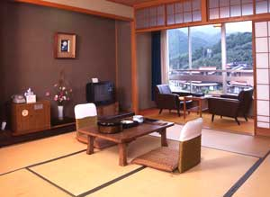 俵山温泉 坂倉旅館