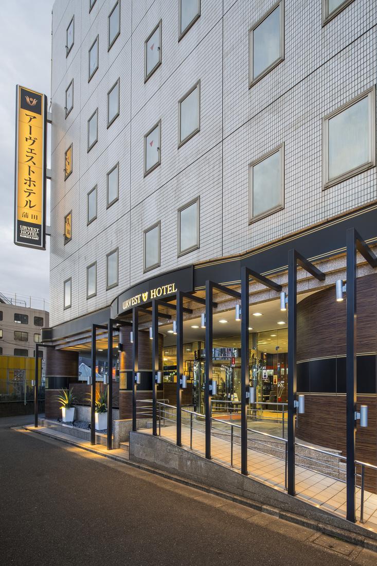 アーヴェストホテル蒲田