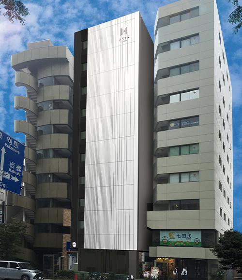ASTA HOTEL(アスタホテル)(2021年4月26日新規オープン)