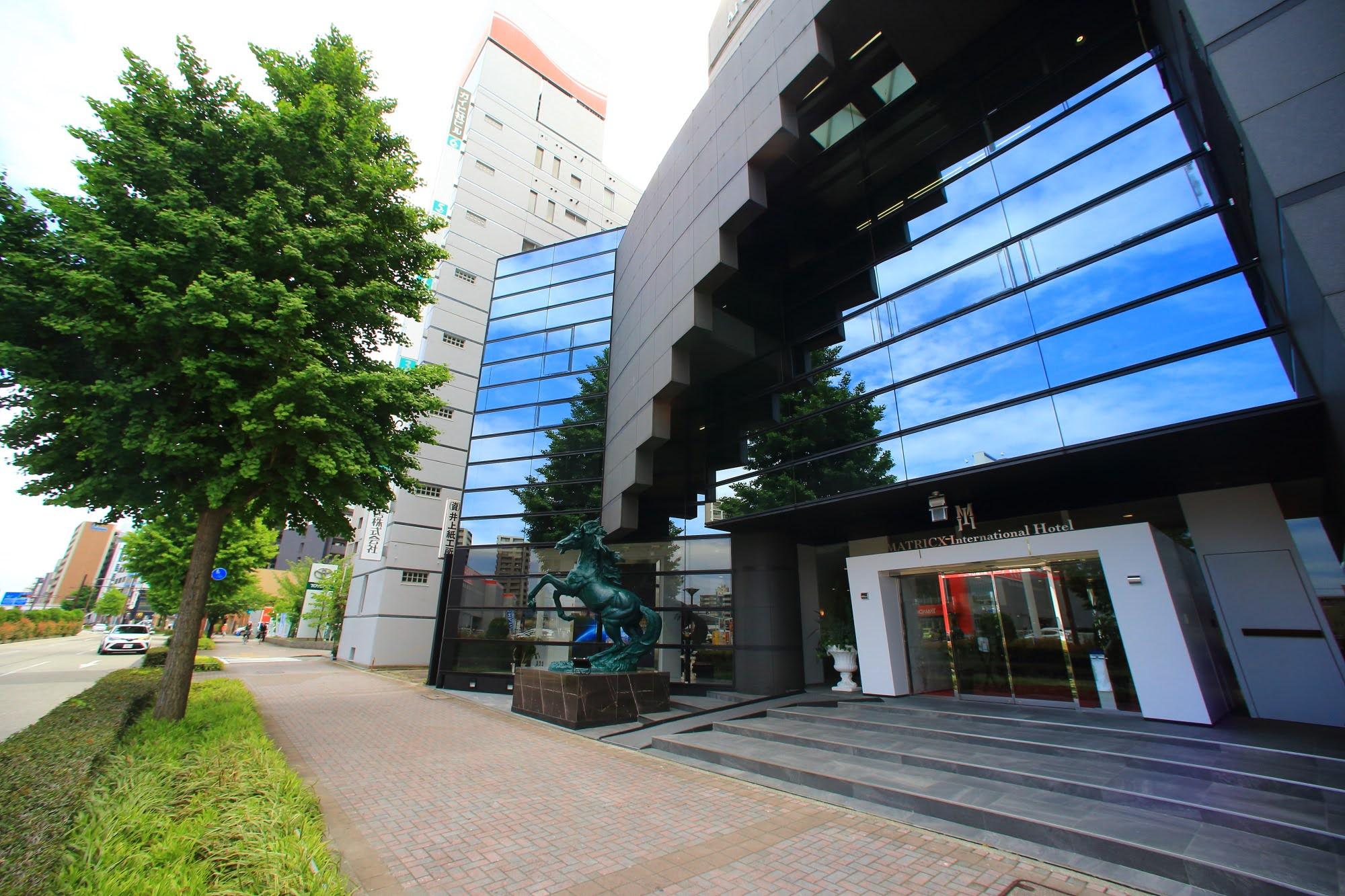 MATRICX INTERNATIONAL HOTEL(マトリックス・インターナショナル・ホテル)