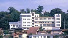 ホテル上田山荘の外観