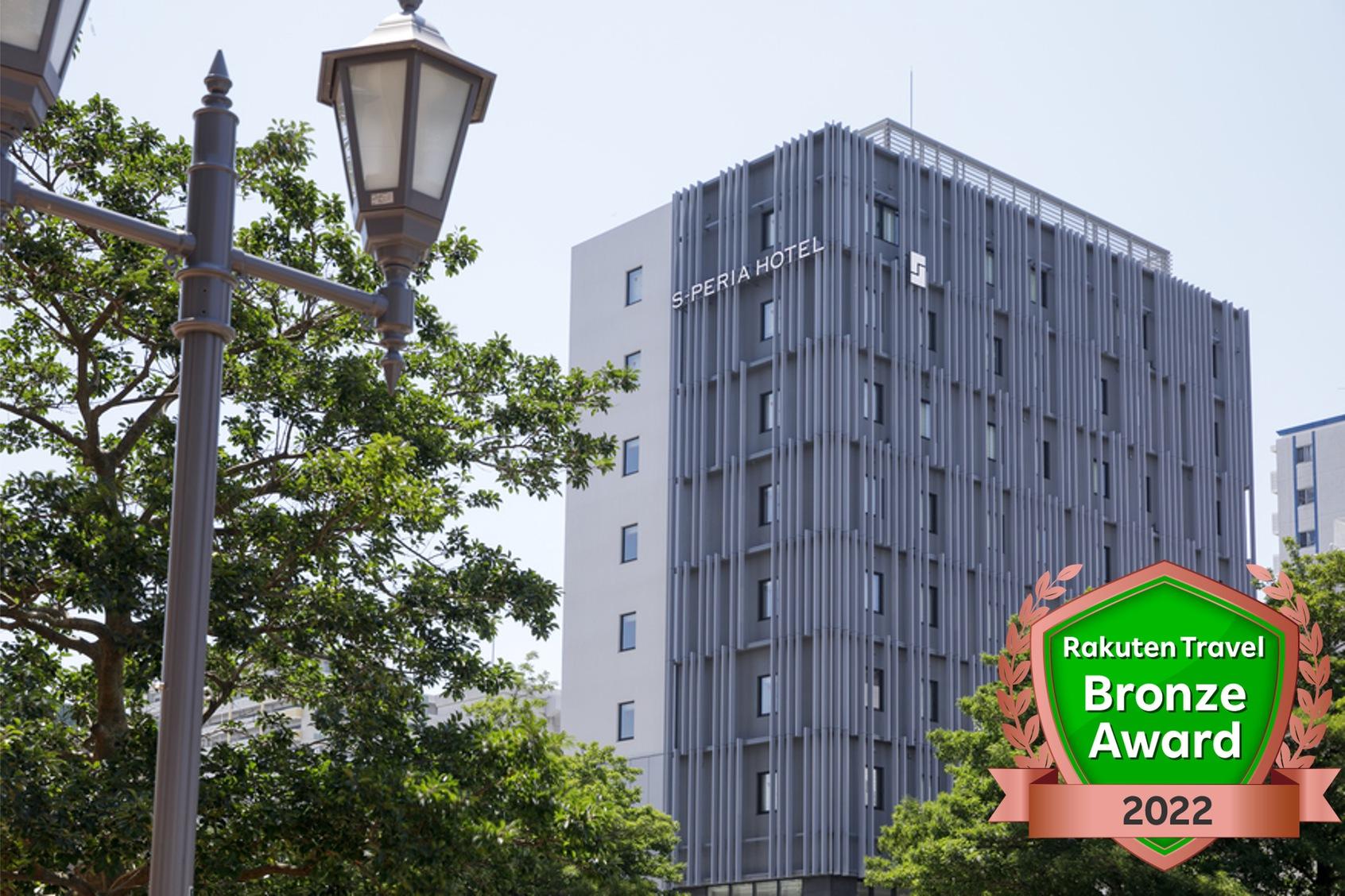 エスペリアホテル福岡中洲(2021年8月2日グランドオープン)