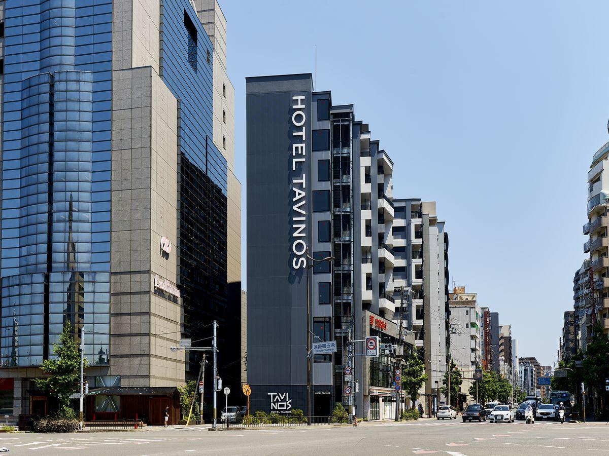 ホテルタビノス京都(2021年7月30日グランドオープン予定)