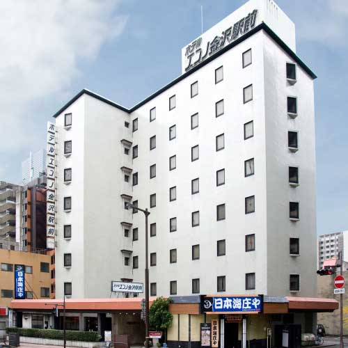 ホテルエコノ金沢駅前の施設画像