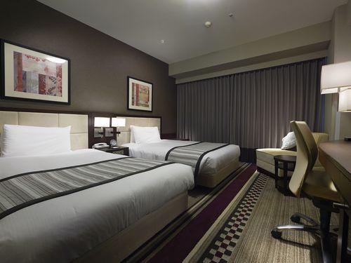 ホテルサンルートプラザ新宿の室内