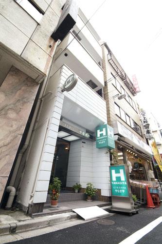 ビジネスホテル やなぎや<東京都>