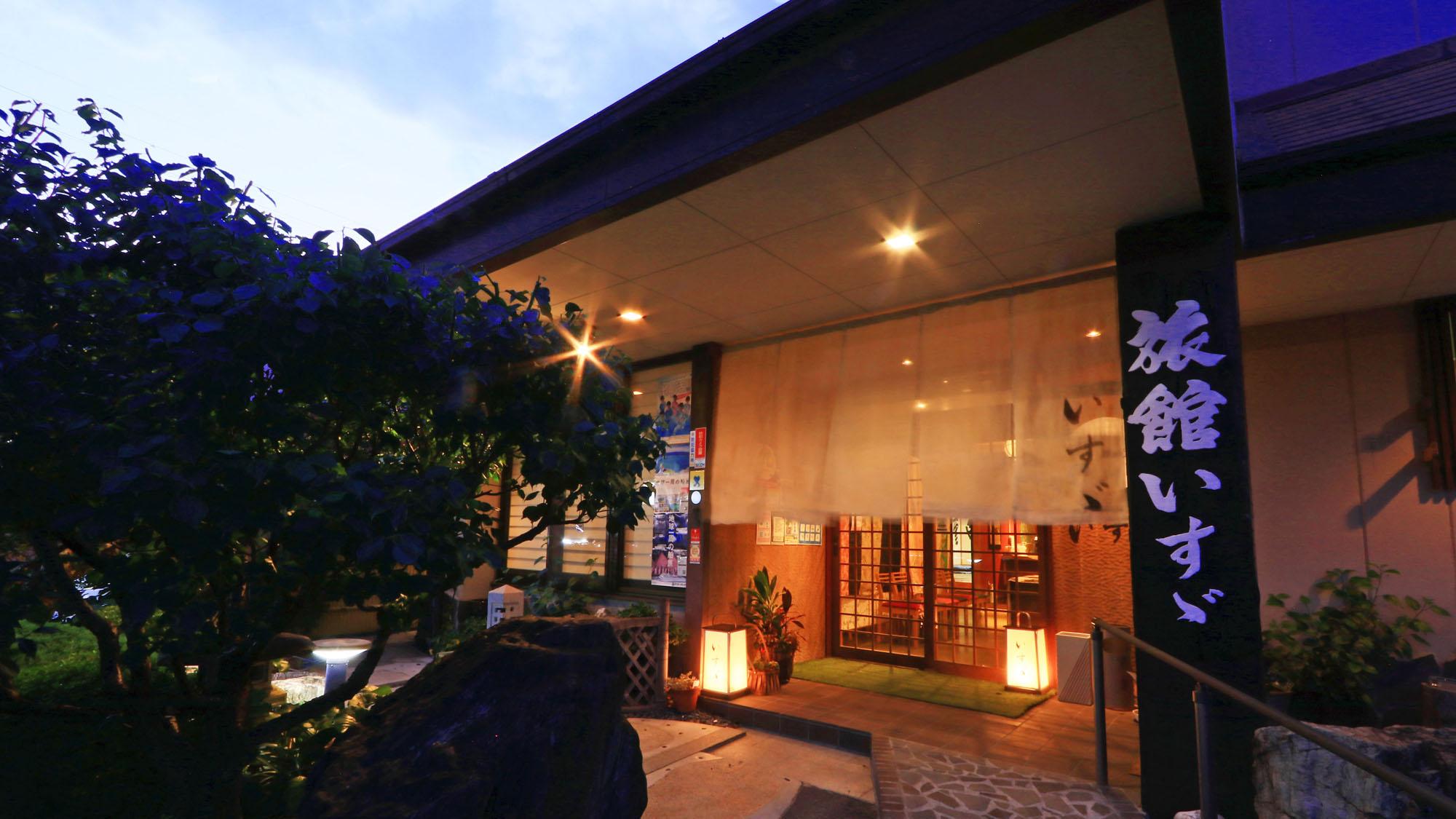 日本料理 旅館 いすゞ