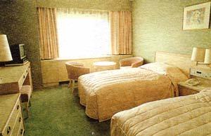 ホテル バンガードの客室の写真